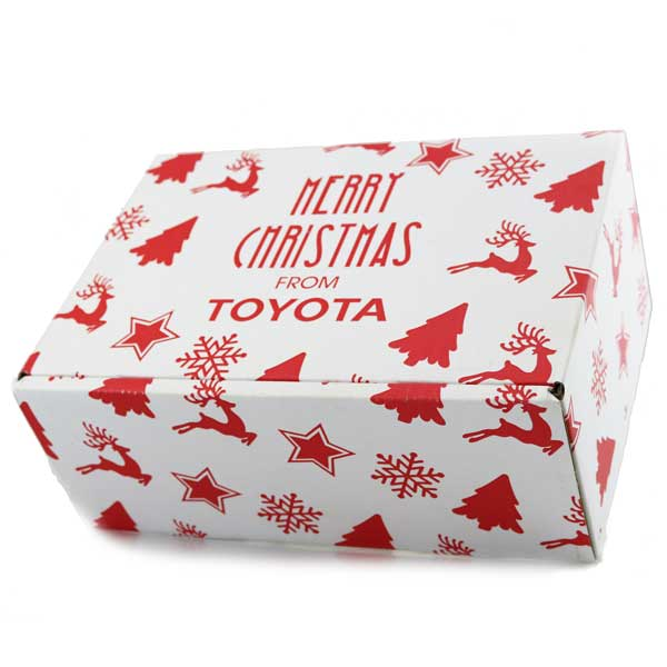 Toyota Personalised Christmas Gift Box
