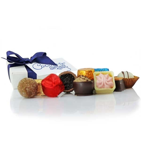 Four Chocolate Box
