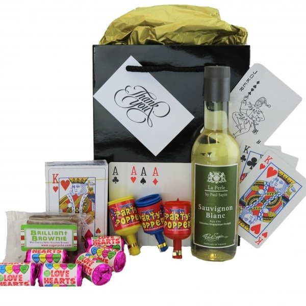 Create your own goody bag