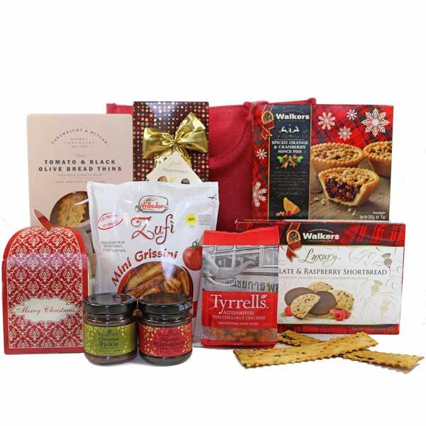 Veolia's Staff Christmas Gifts