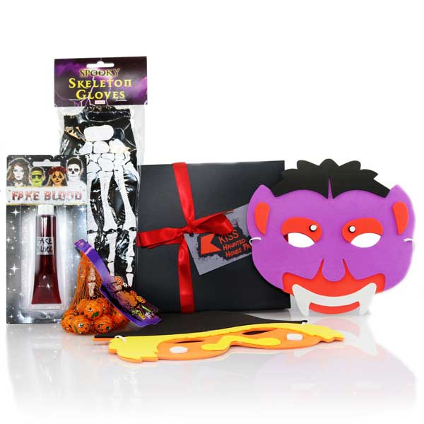 Kiss Haunted House Party Box
